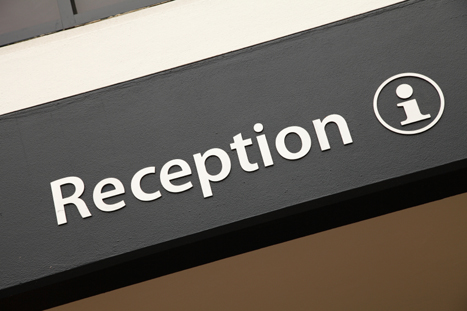 The Frontline Doctor Initiative makes a GP directly available in reception (Picture: iStock)