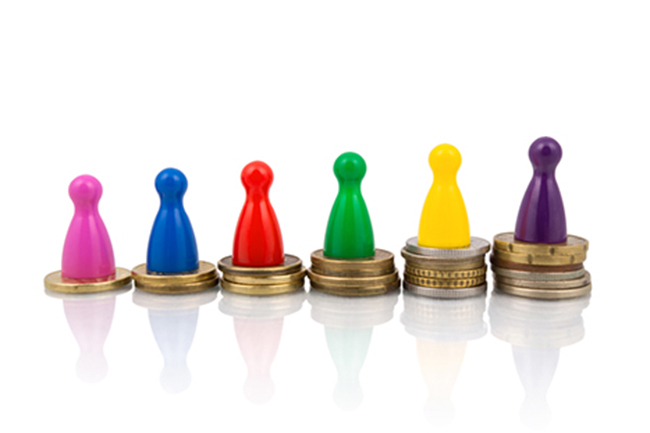 It's a good idea to establish a pay scale and use it when recruiting (Picture: iStock)