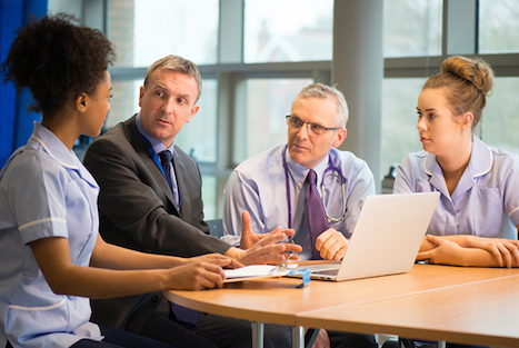 Primary Care Home brings together a range of healthcare professionals to improve collaboration (Picture: iStock)