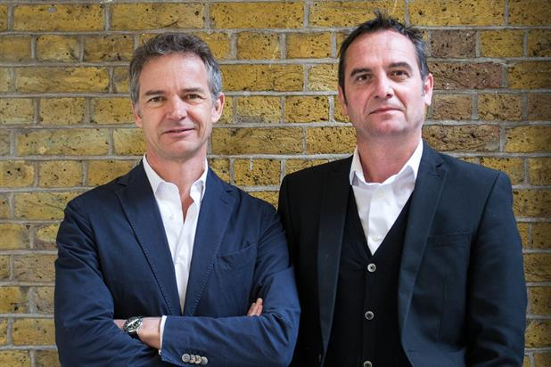 Havas: (l-r) Lucien Boyer and Adrian Pettett
