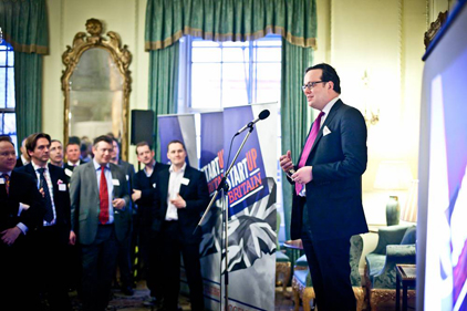 StartUp Britain: Backed by Prime Minister David Cameron and brands including Microsoft and Virgin Media
