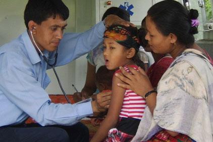 Dedication: Child Welfare Scheme gives aid