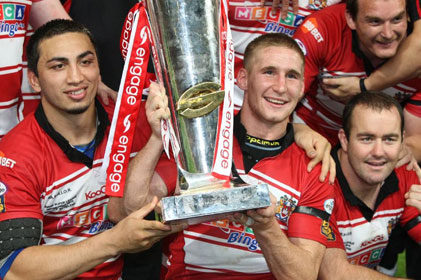 Rugby Cup: The Engage Super League