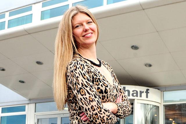 Charlotte Crossley: appoints Birmingham Science Park Aston