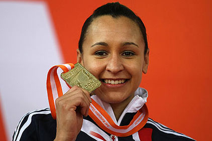 Jessica Ennis: Olympic hopeful