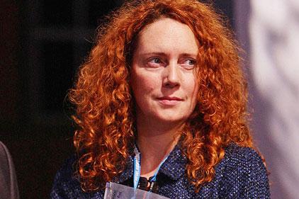 Rebekah Brooks: under fire after News Of The World closure