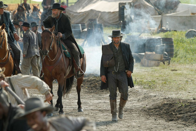 Hell on Wheels: to launch on film channel TCM