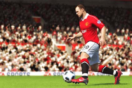 EA Sports: FIFA 2010 game