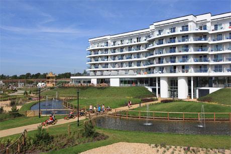 VAT burden: Butlins' Ocean Hotel is part of Bourne Leisure