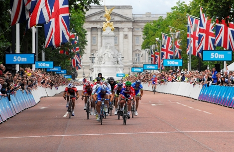 Cycling explosion: Cookson has overseen huge growth in British cycling