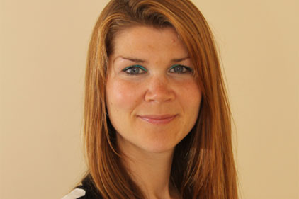 Newly appointed: Rebecca Grindon