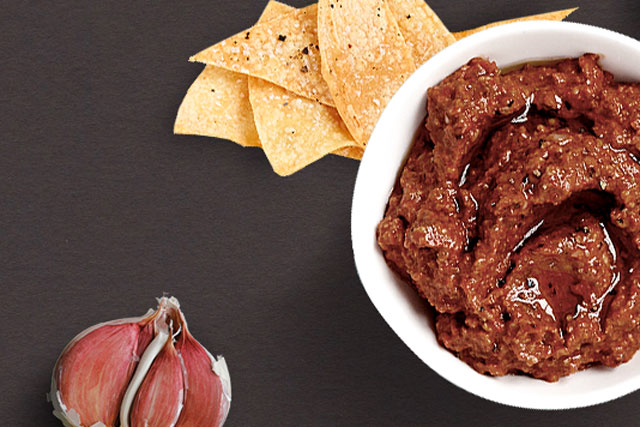 G'Nosh: wants to be the 'first, freshest, tastiest premium dips brand in the UK'
