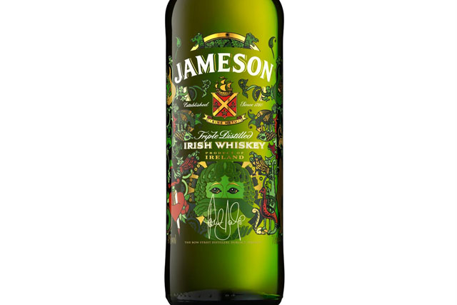 Jameson: global content brief