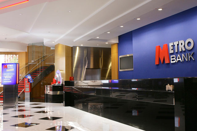 Metro Bank: the first bank to be granted a licence in more than a century