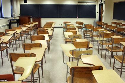 School: 55 per cent don't go on to university