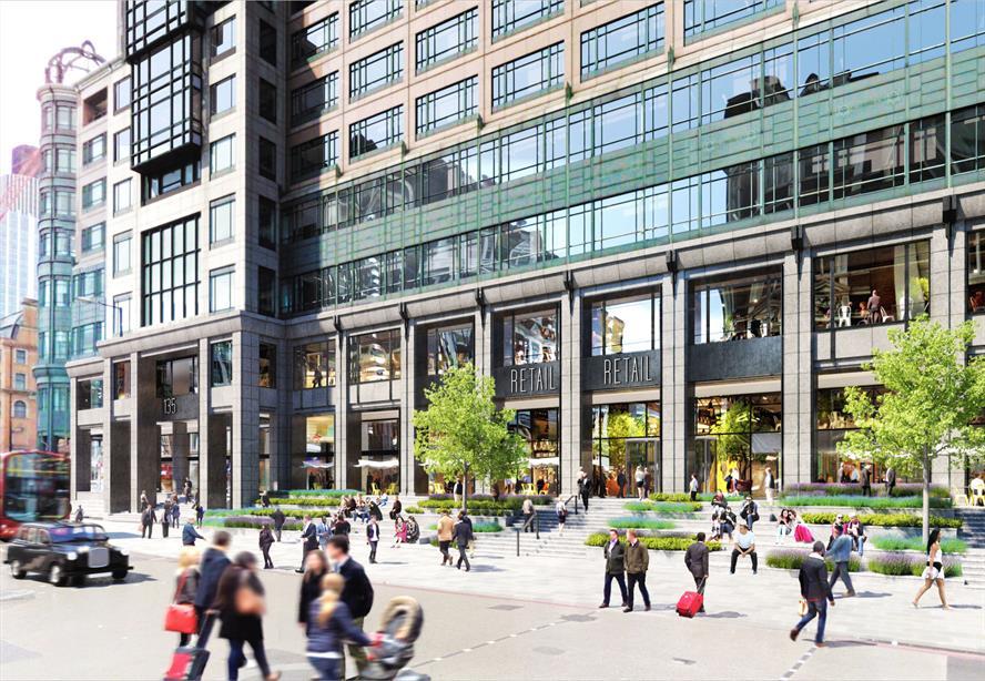 135 Bishopsgate is Weber Shandwick's new London home.