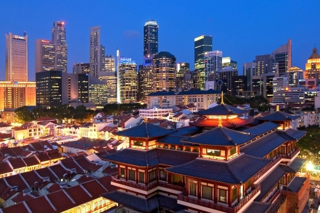 Singapore: Newgate opens new office