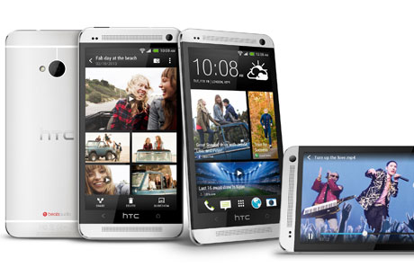 Flagship brand: HTC One