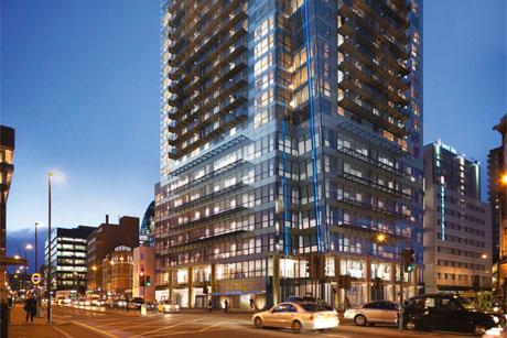 Imposing: Redrow's One Commercial Street development