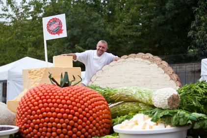 Campaign: The World's Largest Ploughman's Lunch