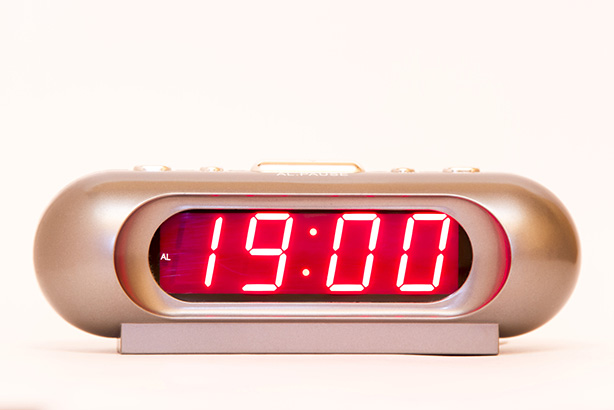 'Always be on time' – one of 19 top tips for new PR starters (©ThinkstockPhotos)