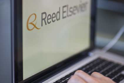 Reed Elsevier: used Brunswick for 12 years