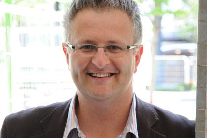 Darren Waters: joins Monument