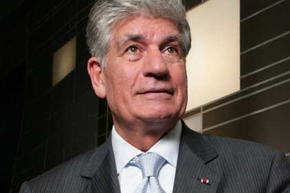 Publicis Groupe CEO: Maurice Levy