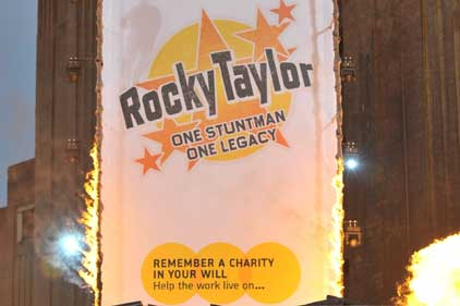 Rocky Taylor: raises awareness of legacy giving