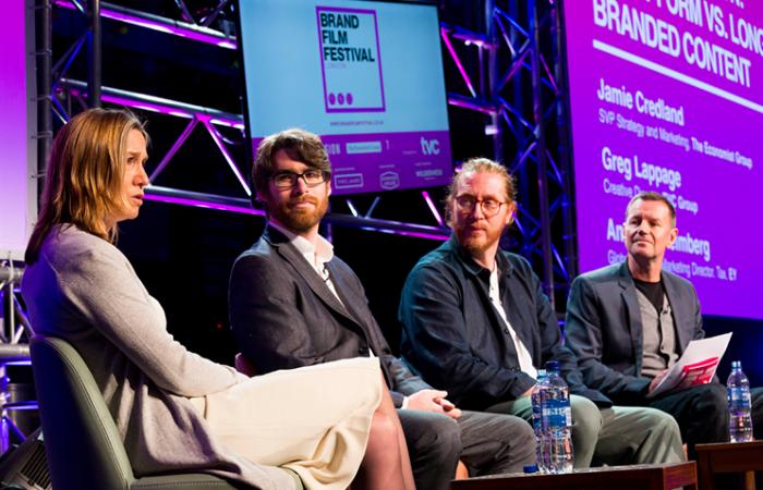 Brand Film Festival London: Hear from brand film experts