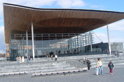 Welsh Assembly Government: purdah row