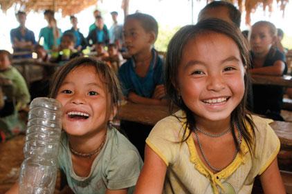 Plan UK: targeting girls in developing countries