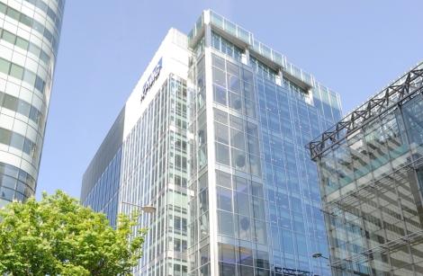 KPMG: London base at Canary Wharf