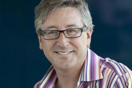 Stuart Smith: steps up at Ogilvy