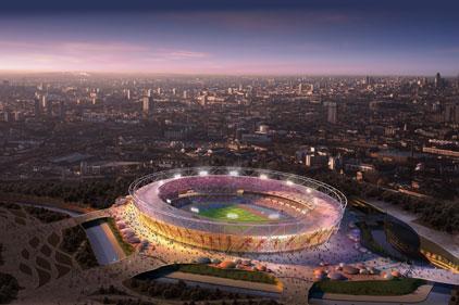 2012 Olympics: agency selected