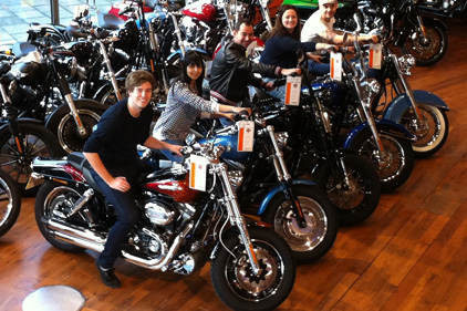 Easy rider: Harley-Davidson gives brief to Lexis