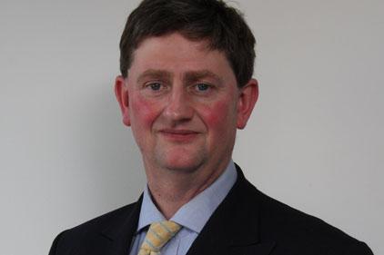 EMEA healthcare chief: Richard Marsh