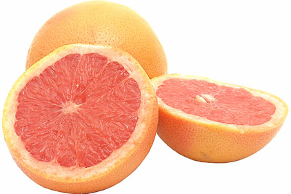 Big money: grapefruits
