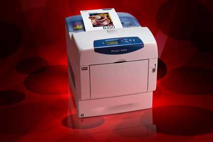 Xerox: aims to change perceptions