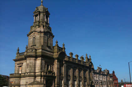 Oldham Town Hall: represented by Bell Pottinger
