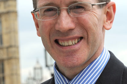 George McGregor: will continue as UK MD