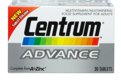 Multivitamins: Centrum