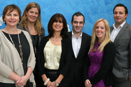 Finalised: Hilton's European comms team