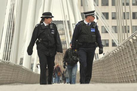 Met Police: Deeble to communicate changes (credit: Met Police)