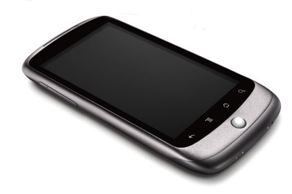 Launch: Google's Nexus One smartphone