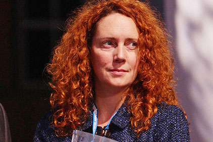 Rebekah Brooks: quits as chief executive of News International