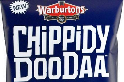 New snack range: Warburtons