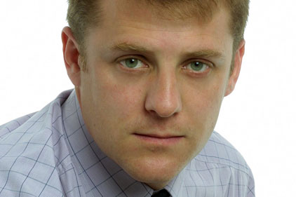 Career move: Matthew Hickley moves to Blue Rubicon