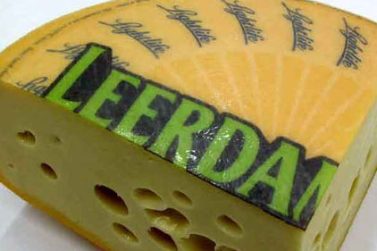 Leerdammer: part of Bel UK's cheese portfolio