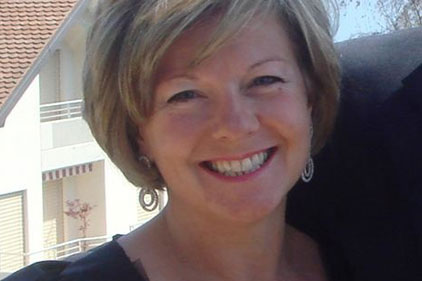 Newly appointed: Karen Webb